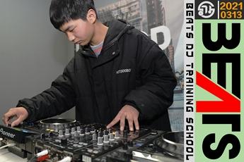 河南商丘DJ学员张腾打碟练习照