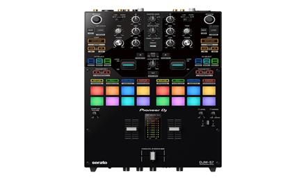 Pioneer DJ DJM-S7评测(中)