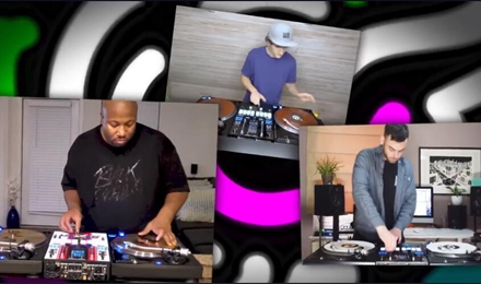 先锋DJ S11混音台,各路DJ玩家