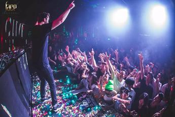 迈阿密嘉宾DJ现场打碟视频