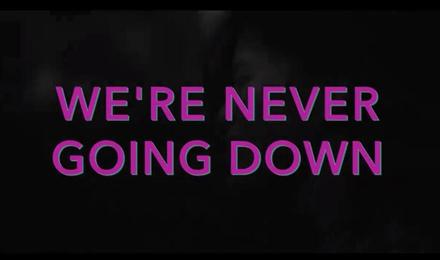 《Never Going Down》作品纯享版
