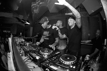 百大DJ迈阿密音乐节Skrillex